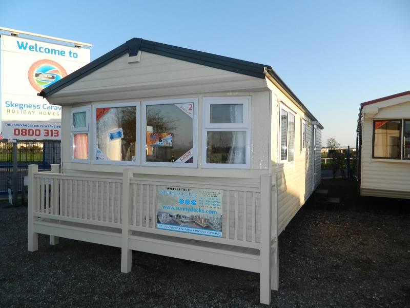 Original  Static Caravan For Sale On Southview Skegness Near Ingoldmells